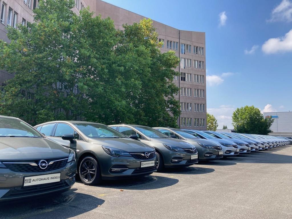 Opel Astra 1.2 K Enjoy Multimedia Lenk R Euro6d