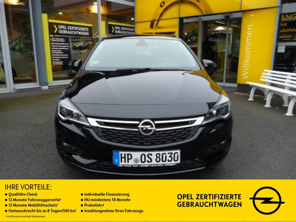 Opel Astra 1.6 D Sports Tourer 120 Jahre