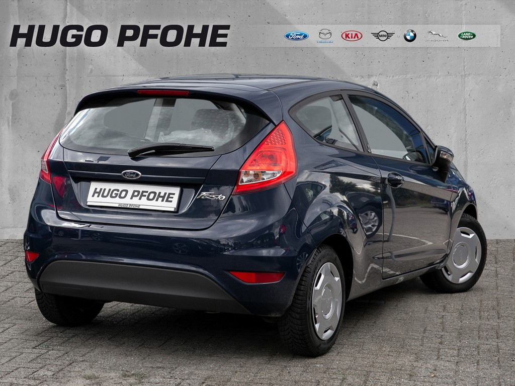 Ford Fiesta Champions Edition