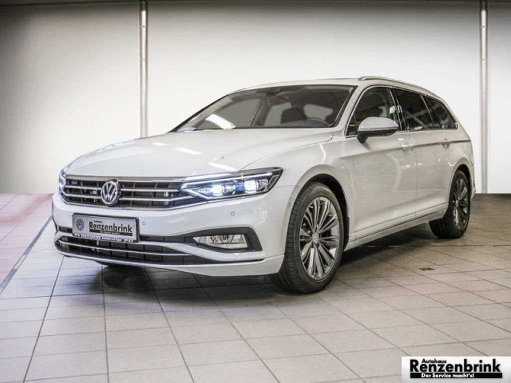 Volkswagen Passat Variant PA Business Streamindienste