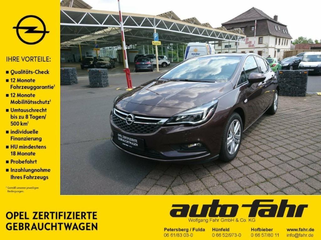 Opel Astra K Dynamic SPORT-Modus
