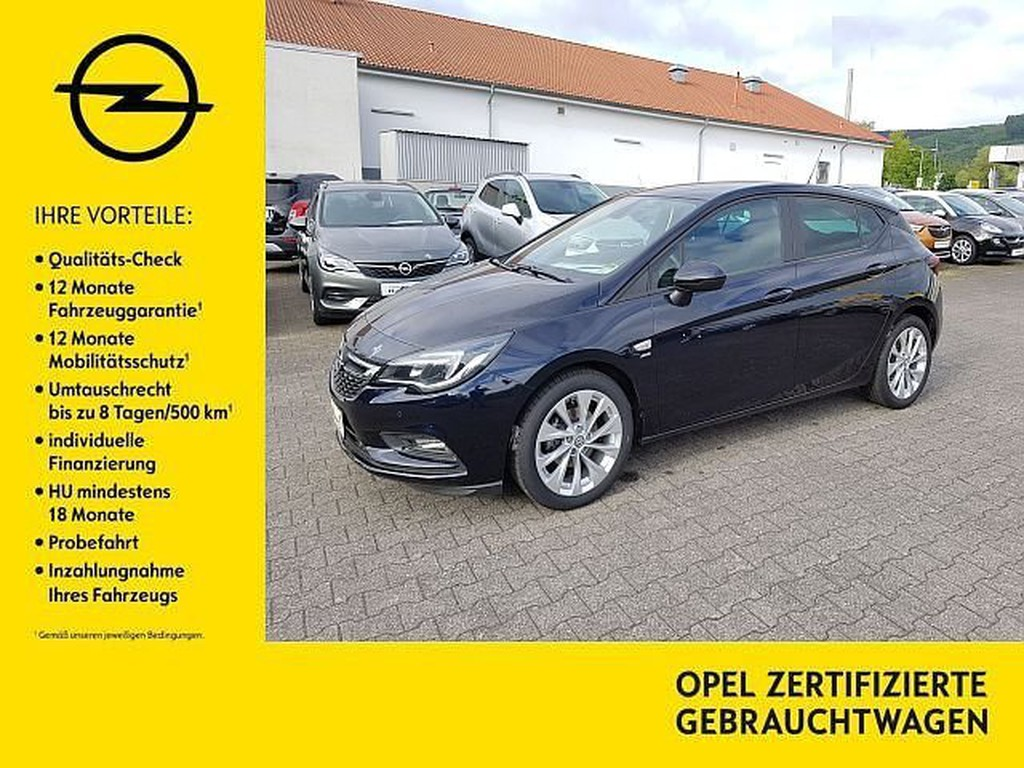 Opel Astra 1.6 K Active S S (EURO 6d-)