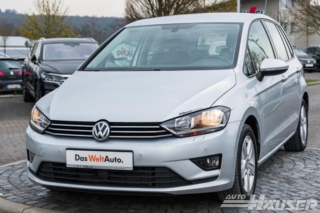 Volkswagen Golf Sportsvan 1.6 TDI COMFORTLINE 6