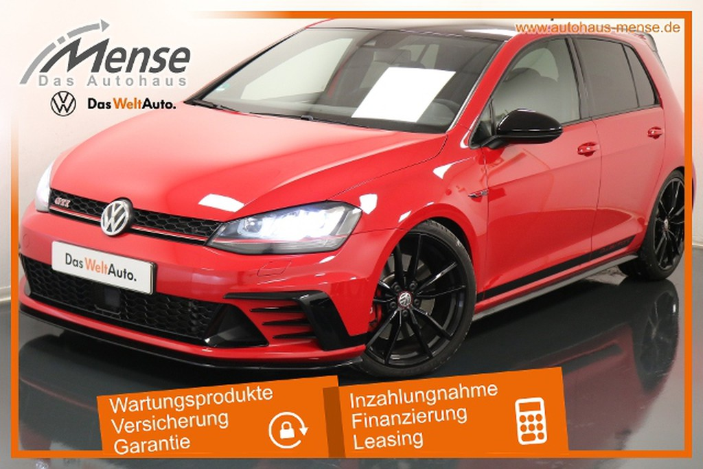 Volkswagen Golf VII GTI Clubsport DDC Pretoria S