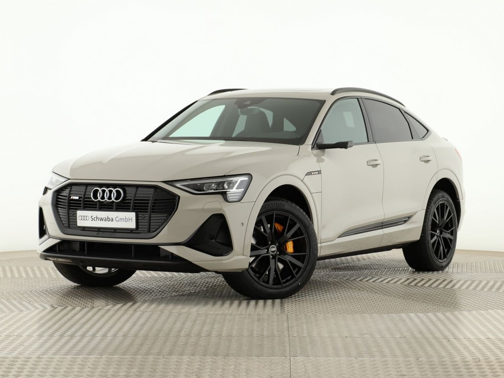 Audi e-tron Sportback 55 Sline