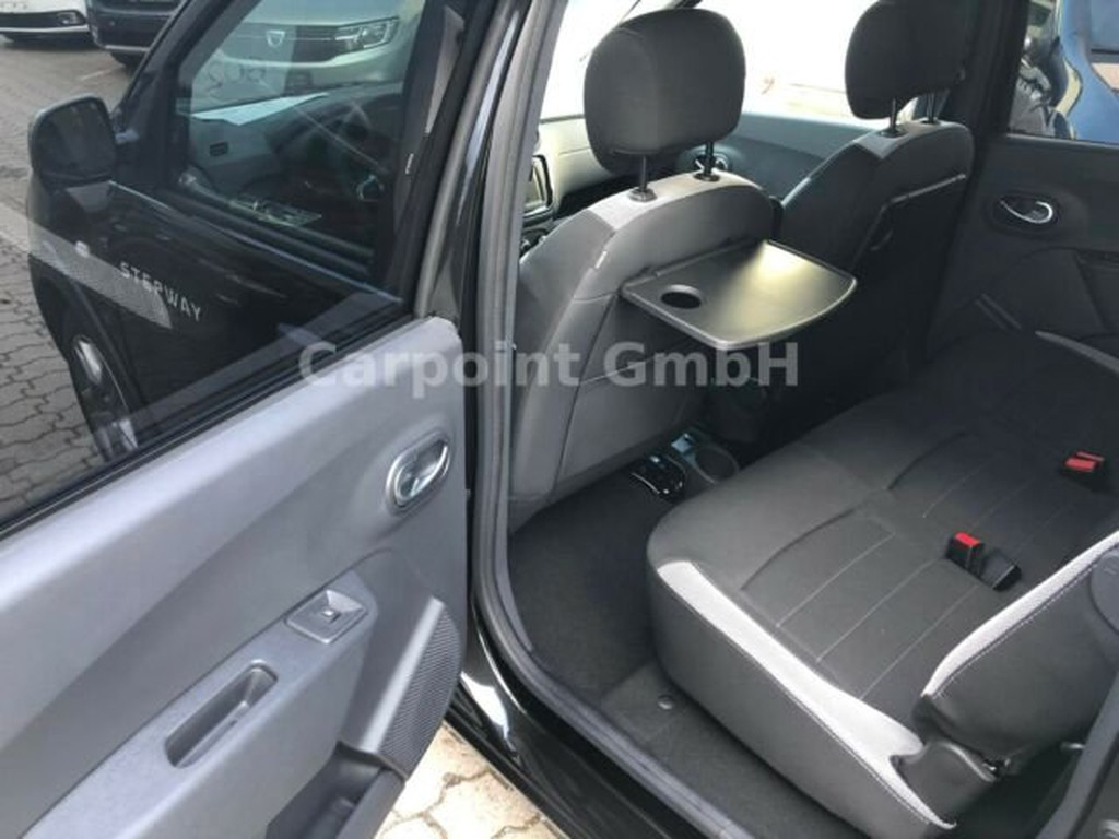 Dacia Lodgy Stepway Blue dCi 115 Vollausstattung