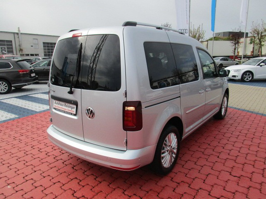 Volkswagen Caddy 2.0 TDI Highline -