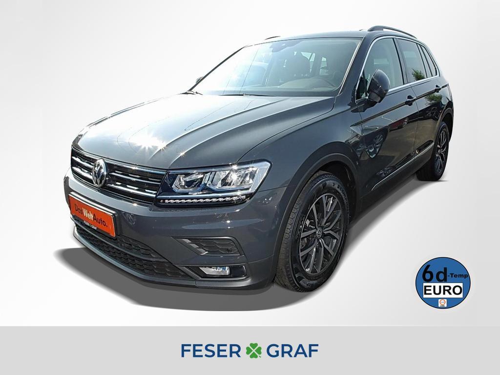 Volkswagen Tiguan 1.5 TSI Comfortl