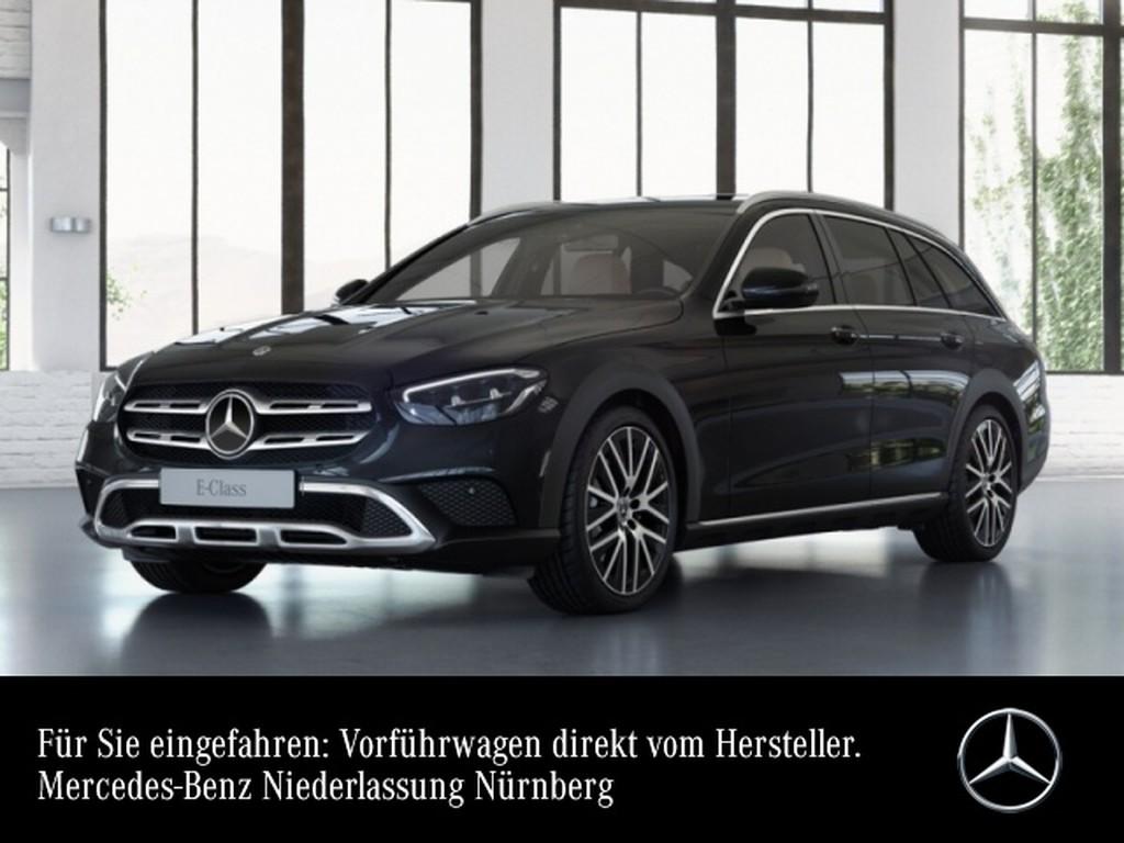 Mercedes-Benz E 220 d T AVANTG Spur