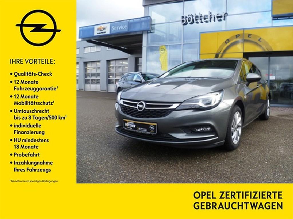 Opel Astra 1.4 5trgT Innovation Automatik Hagelschaden