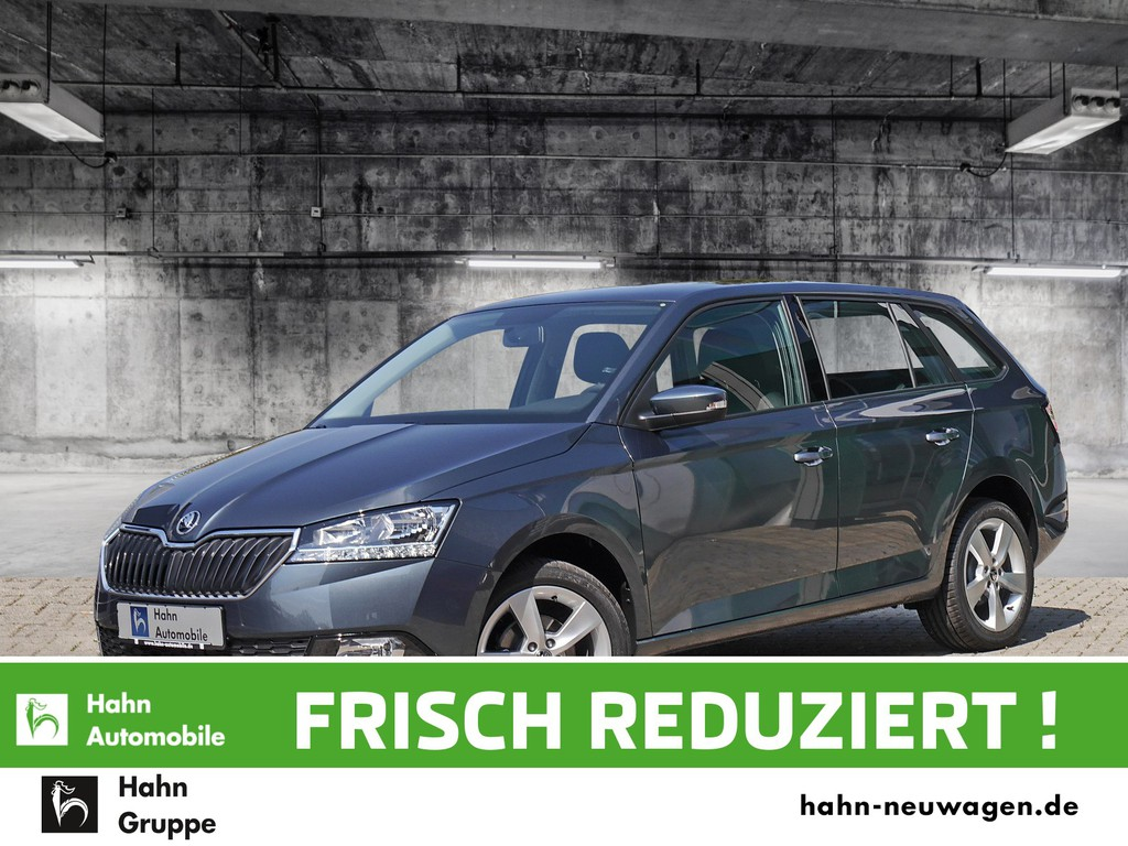 Used Škoda Fabia