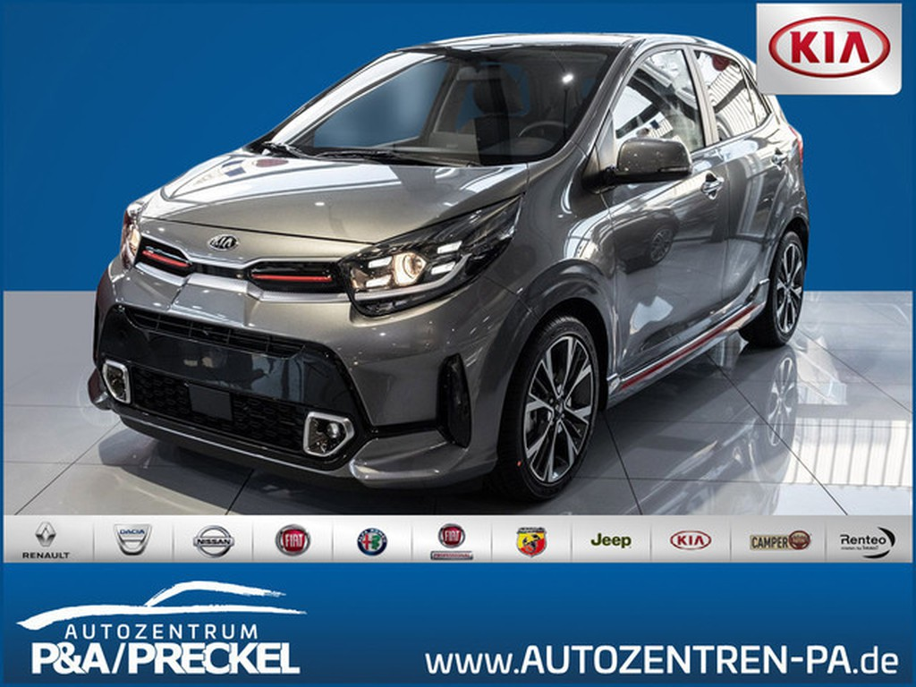 Kia Picanto 1.2 GT-Line & Technik Paket