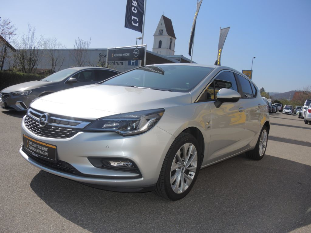 Opel Astra 1.4 Turbo Auto 120J