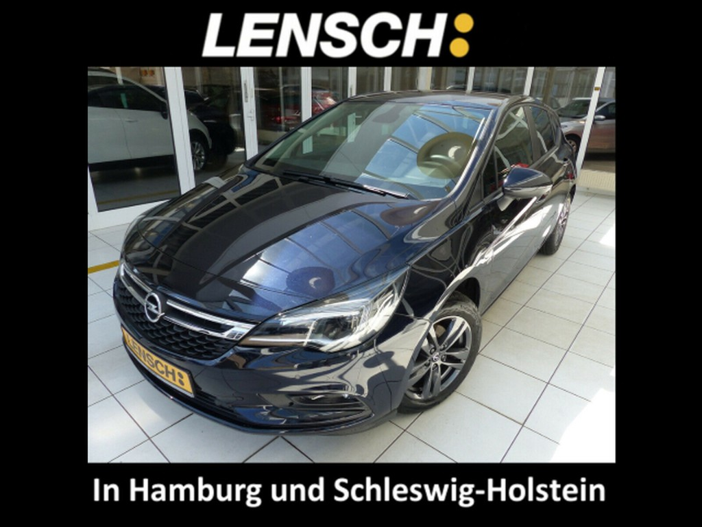 Opel Astra 1.0 K T 120Jahre
