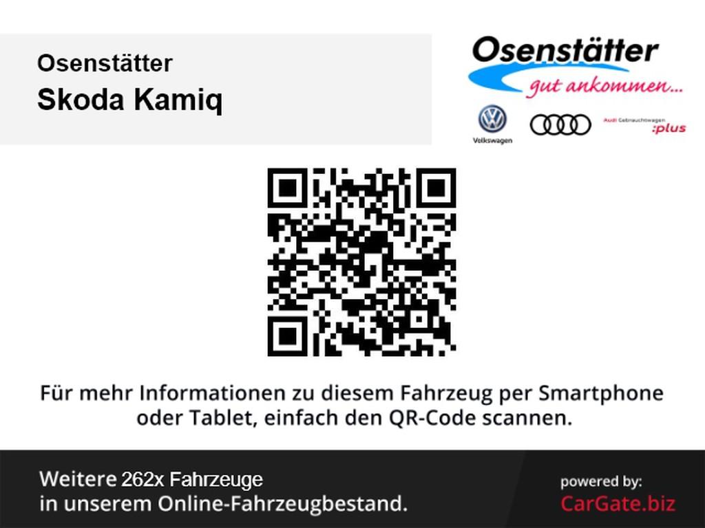 Skoda Kamiq 1.0 TSI Style EU6d-T Multif Lenkrad
