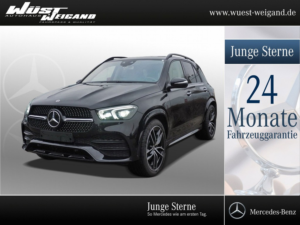 Mercedes-Benz GLE 400 d AMG-Line MBUX °