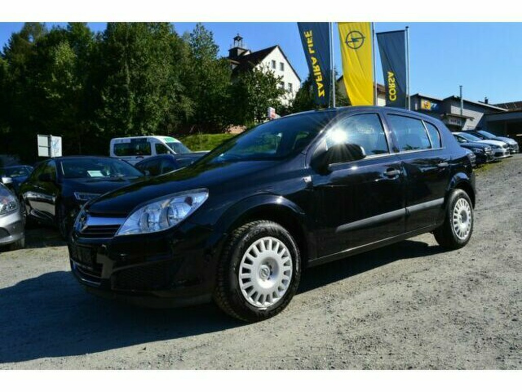 Opel Astra 1.6 H Limousine