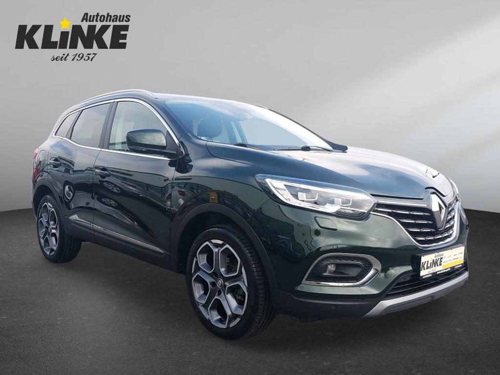 Renault Kadjar Intens TCe 160 2-Zonen