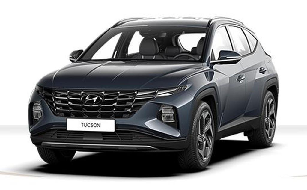 Hyundai Tucson 1.6 Select Turbo150PS Fun