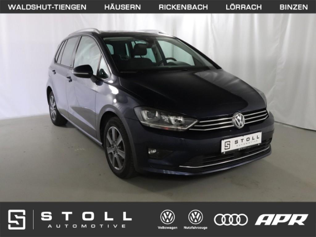 Volkswagen Golf Sportsvan 2.0 TDI Allstar AD Multif Lenkrad