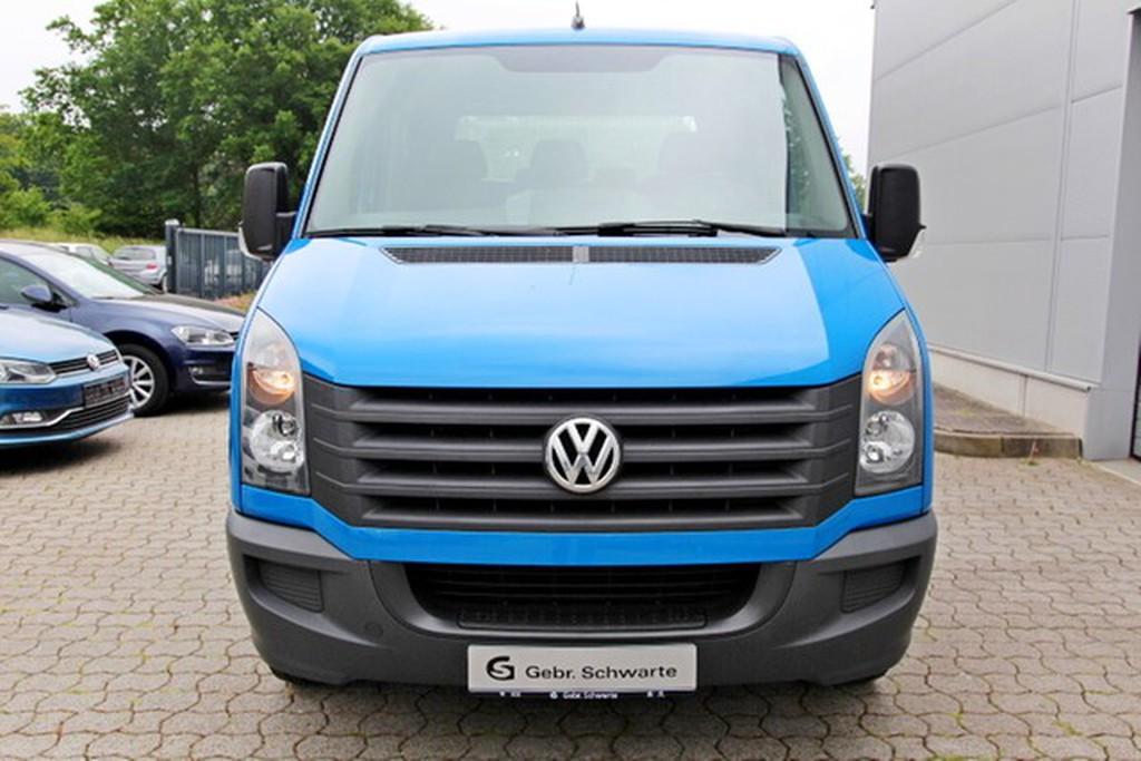 Volkswagen Crafter 2.0 TDI 35 Doka Spriegel