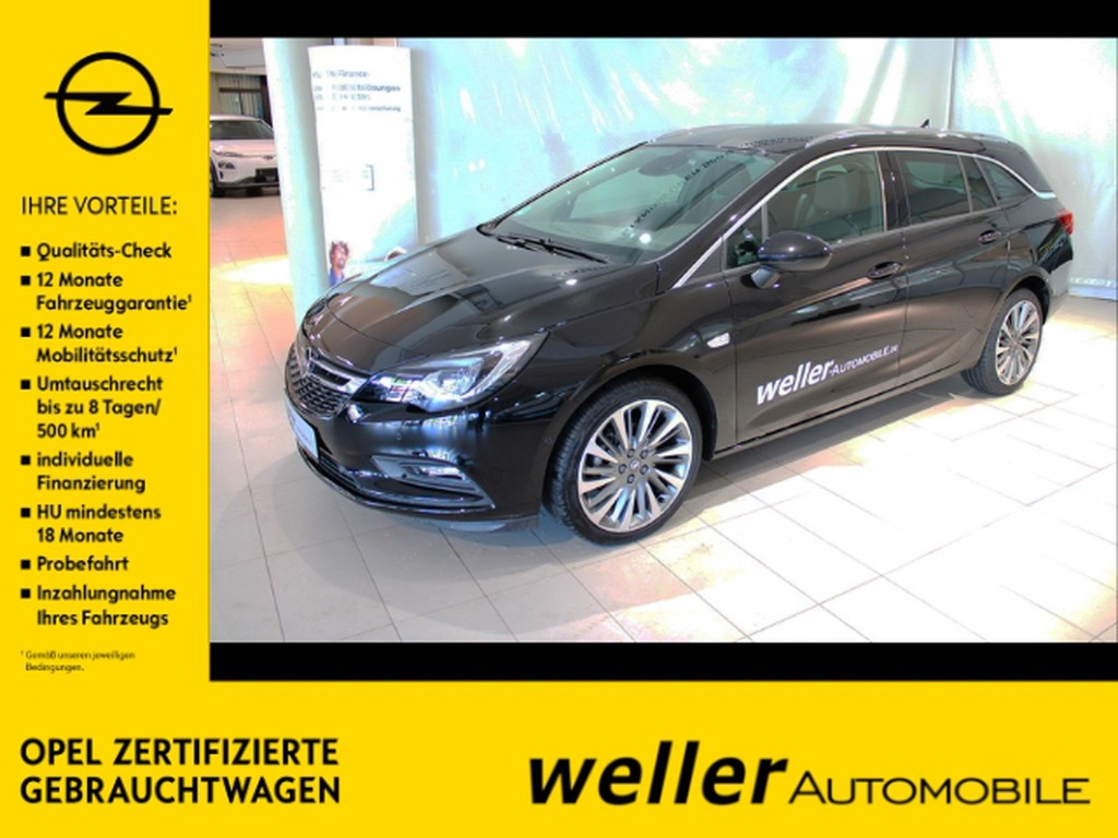 Opel Astra 1.4 K Sports Tourer ULTIMATE