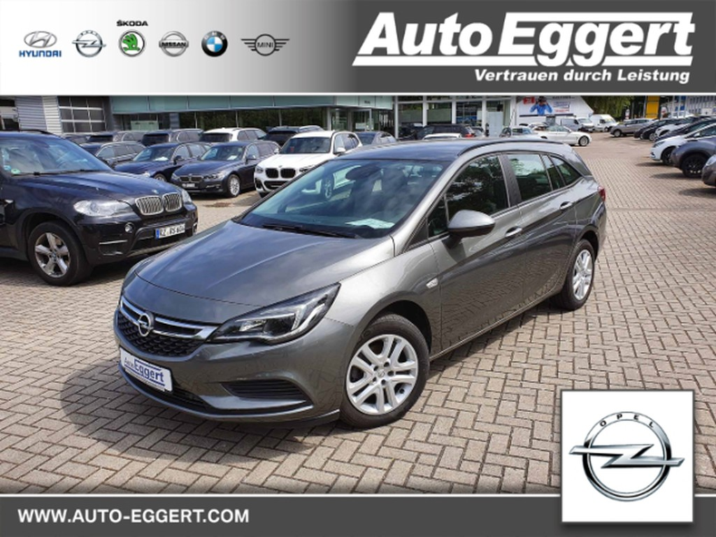 Opel Astra 1.4 K Sports Tourer Edition Turbo Multif Lenkrad