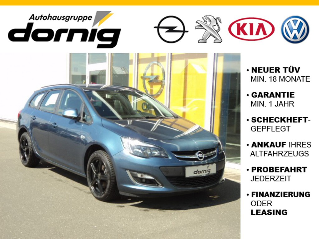 Opel Astra 1.4 J ST Edition