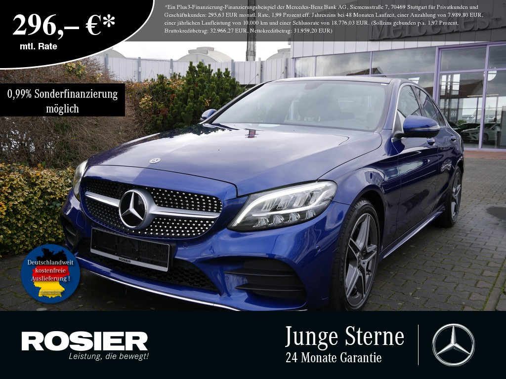 Used Mercedes Benz C-Class 36 amg
