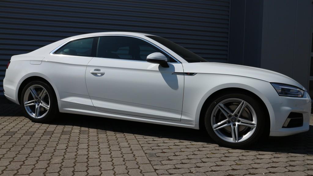 Audi A5 Coupé Sport