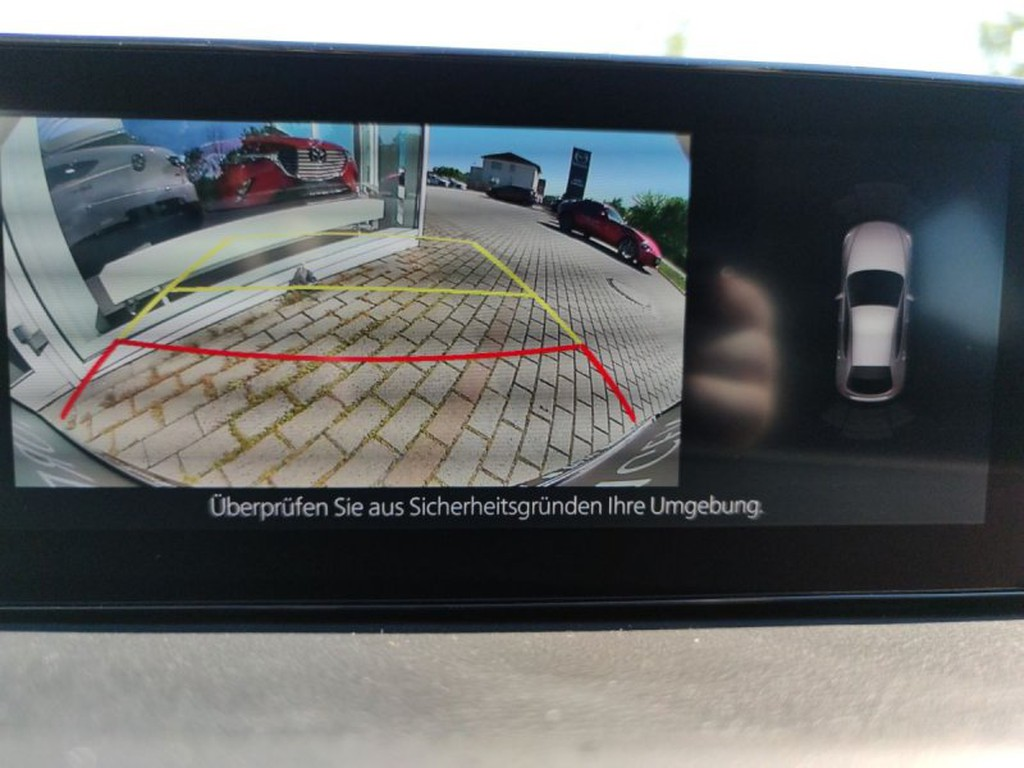 Mazda 3 SELECTION Lenkradheizg