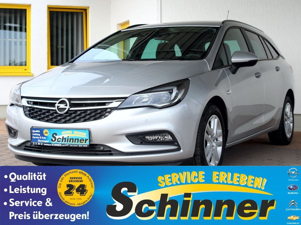 Opel Astra 1.6 D Sports Tourer Edition