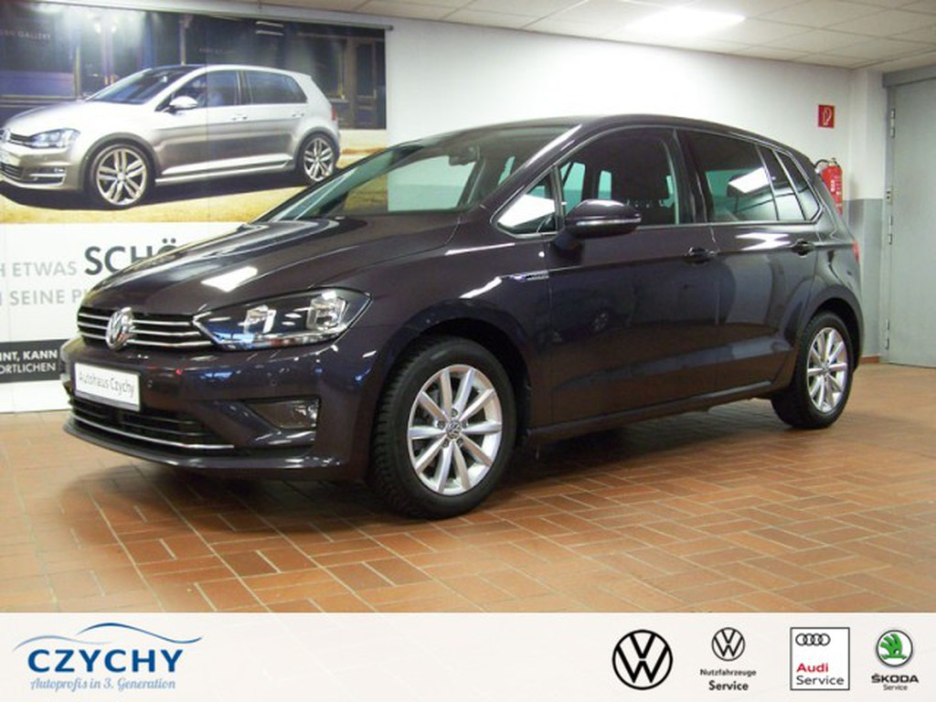 Volkswagen Golf Sportsvan 1.2 l TSI Lounge 1