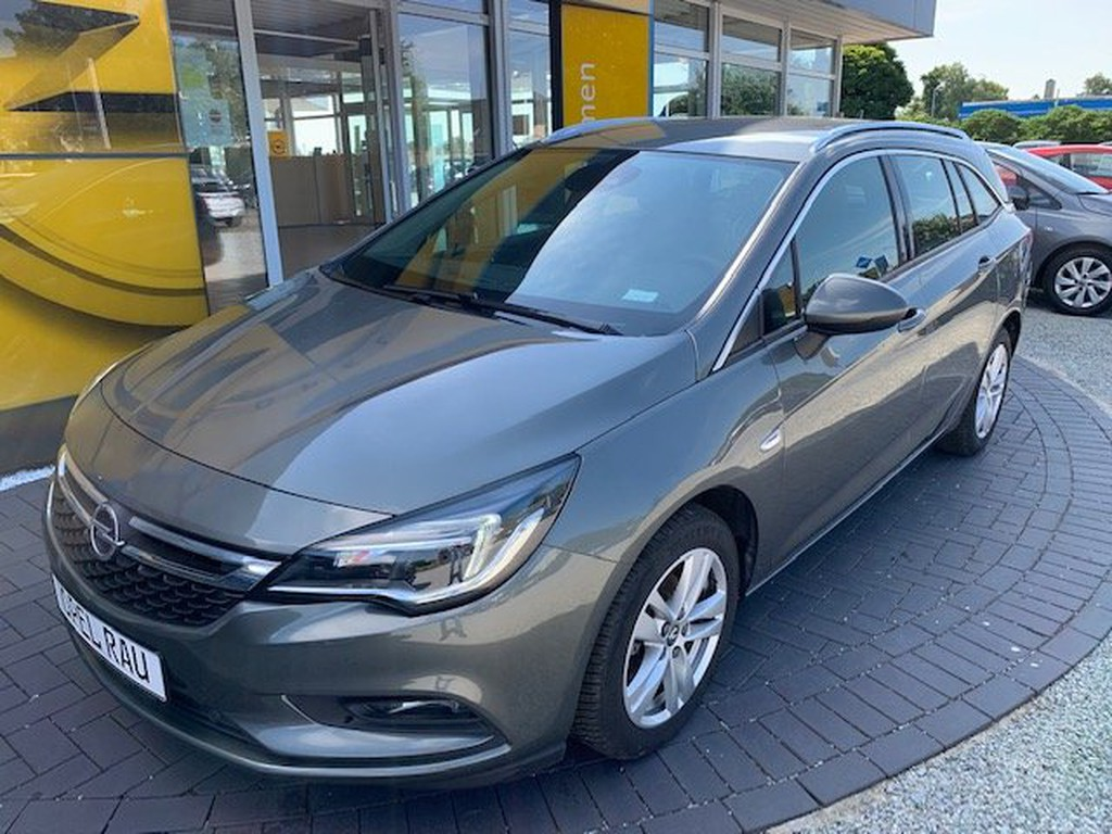 Opel Astra 1.4 Turbo Rau Innovation