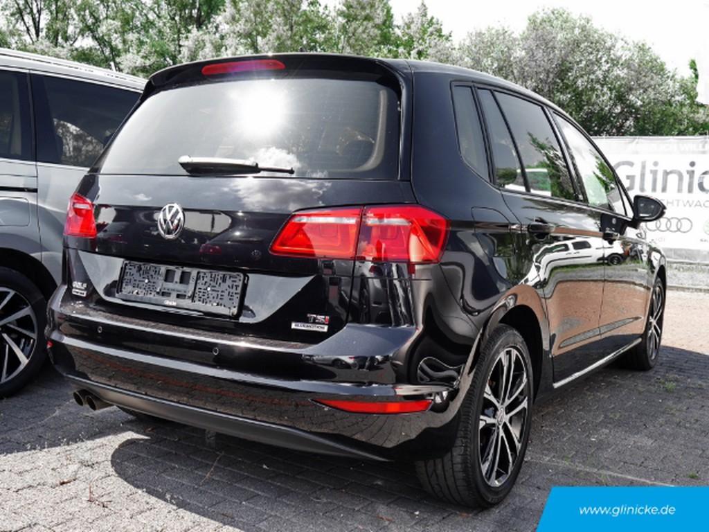 Volkswagen Golf Sportsvan 1.4 TSI VII Allstar Vorb