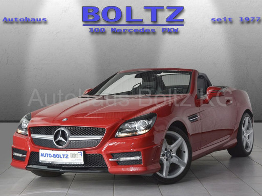 Mercedes-Benz SLK 200 BE ASC