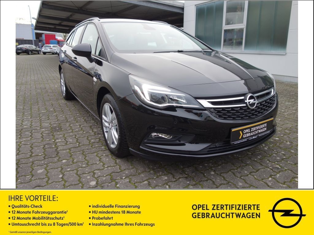 Opel Astra 1.4 Turbo S S ST 120 Jahre