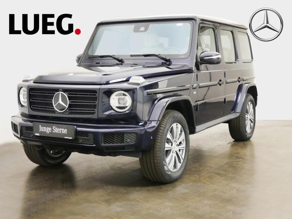 Mercedes-Benz G 500 COM Burm Mbeam Widesc MKSitz
