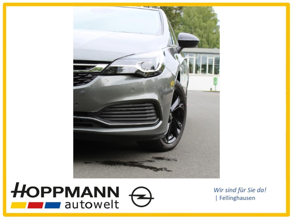 Opel Astra Ultimate OPC-Line Massagesitze