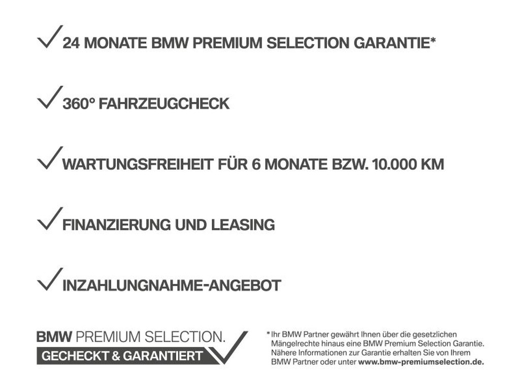 BMW 320 i Limousine Advantage HiFi Komfortzg