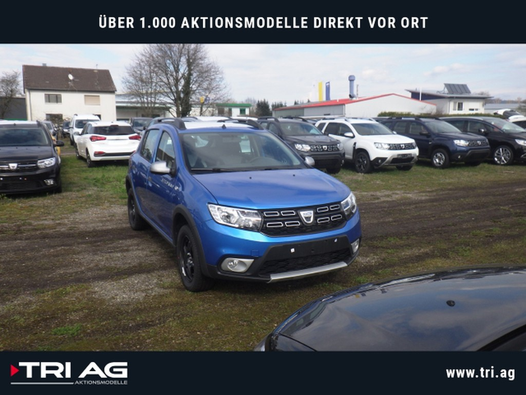 Dacia Sandero Anniversary Multif Lenkrad