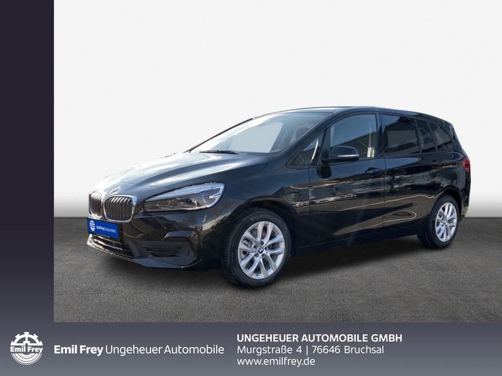 BMW 218 d Gran Tourer Advantage 3 Sitzreihe