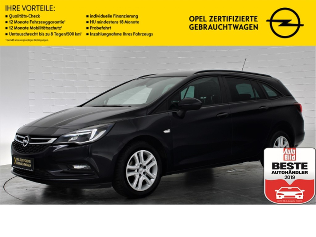 Opel Astra K ST Business Turbo