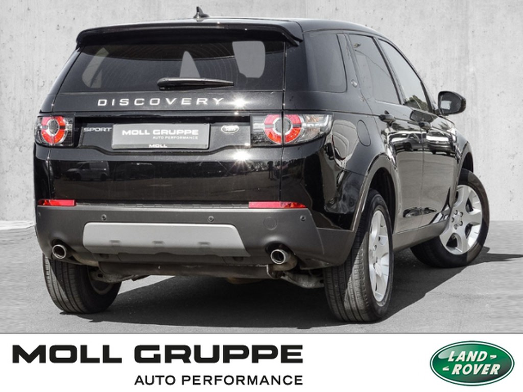 Land Rover Discovery Sport 2.0 eD4 SE Klappe
