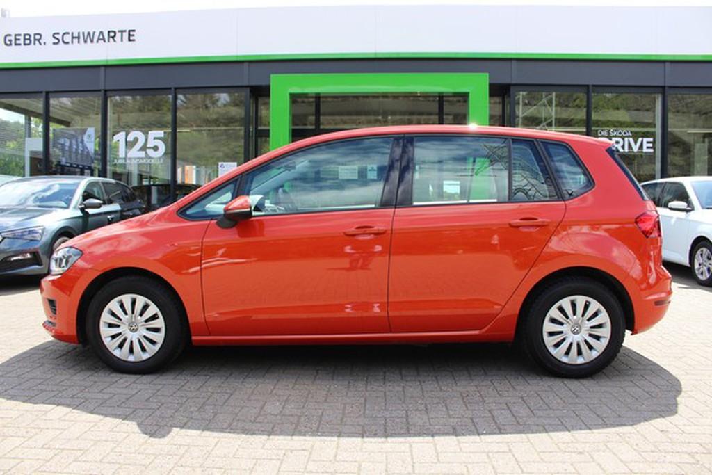 Volkswagen Golf Sportsvan 1.2 TSI