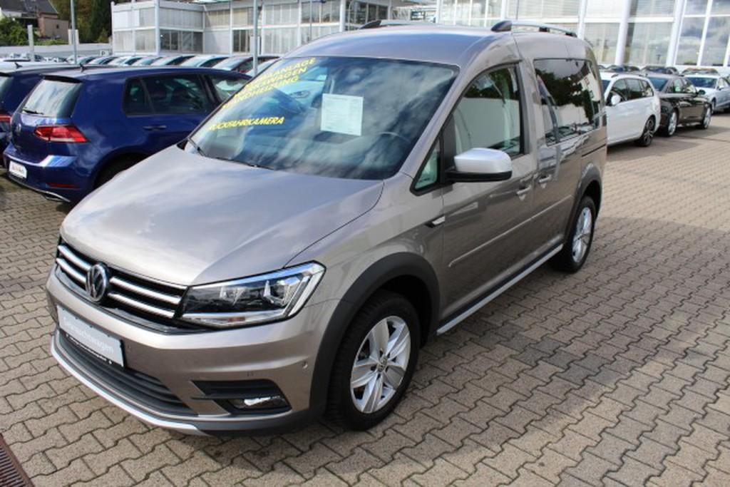 Volkswagen Caddy 2.0 TDI Life Alltrack (EURO 6d-)