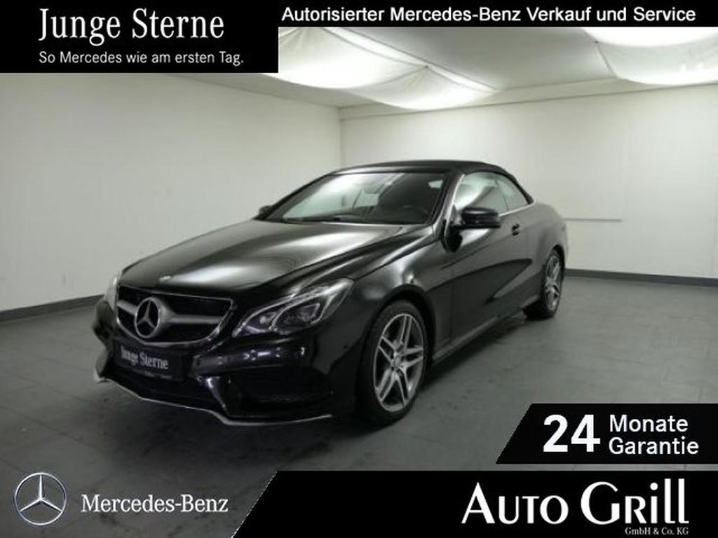 Mercedes-Benz E 400 Cabriolet AMGlin Coman LedILS Aiscarf