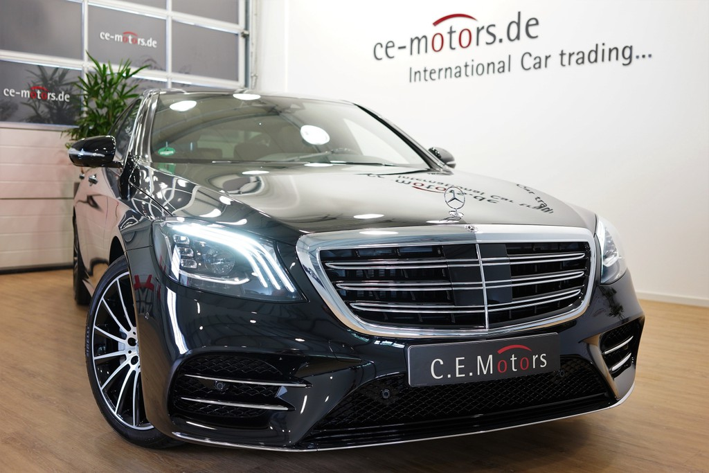 Used Mercedes Benz S-Class 350
