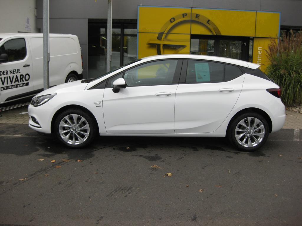 Opel Astra 1.4 120Jahre Turbo