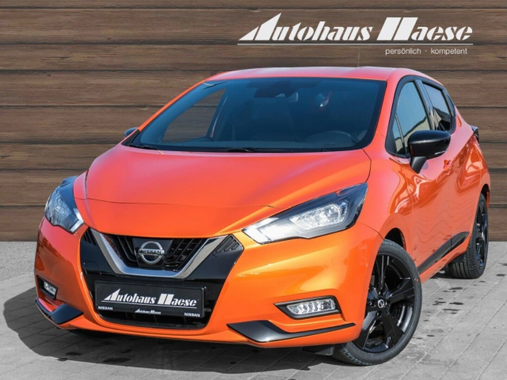 Nissan Micra 1.0 DIG-T N-Sport EU6d-T